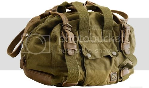 Belstaff Military Bag