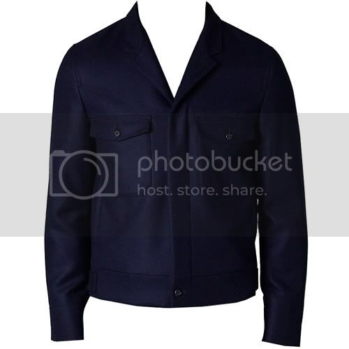 Brooks Brothers Black Fleece Bomber Jacket