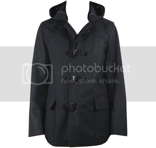 Dries Van Noten Montgomery Coat