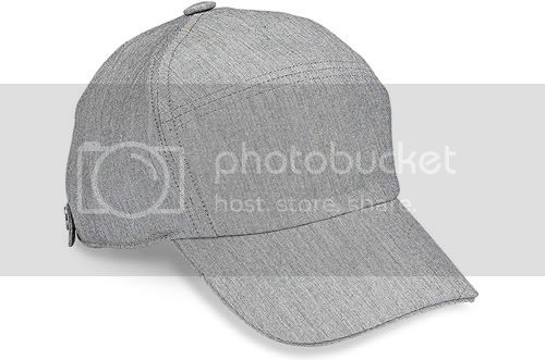 Dunhill Snap Back Cap