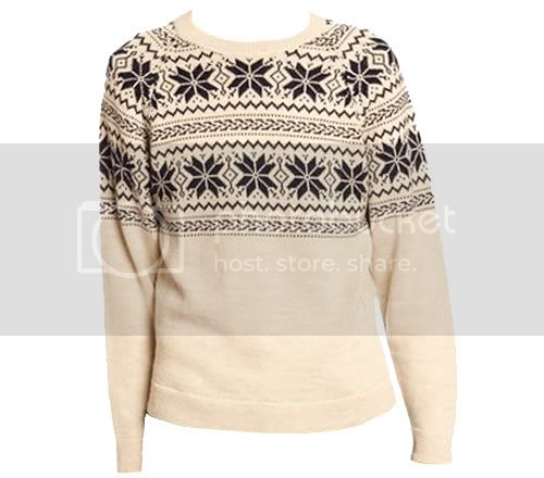 Patrik Ervell Fair Isle Sweater